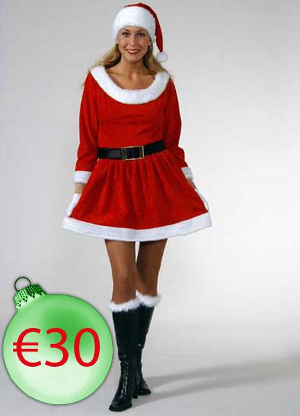 Kerstvrouw-Kort+kerstkostuum+pietensint.nl