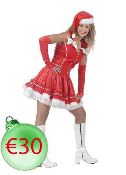Kerstvrouw-Kort-3-delig-strik