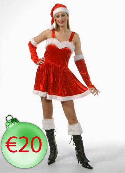 Kerstvrouw-Kort-3-delig