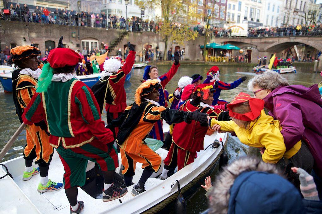 Sinterklaas intocht Utrecht 19 november 2017 Foto Jons Jeronimus
